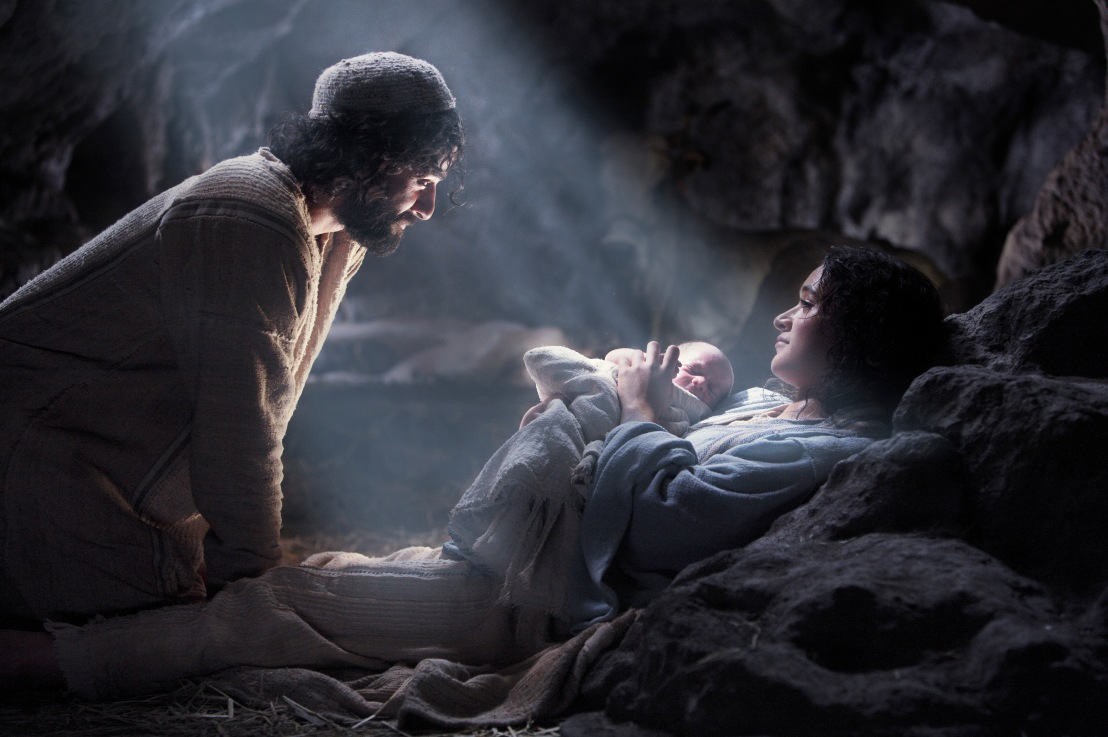 "Christmas Day – ""O hush the noise ye men of strife and hear the angels sing!"""