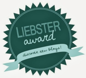 Thank you, Daisy! The Liebster Award