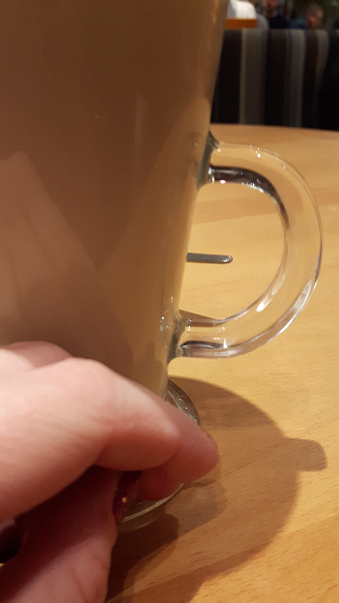 Stupid little things likecoffee