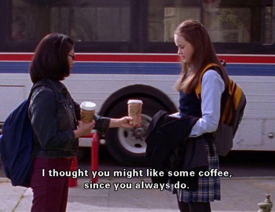 Tuesday coffee group