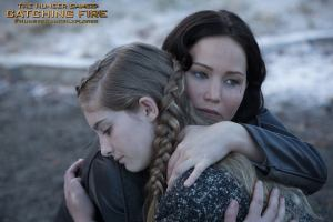 katniss prim Hope catching fire