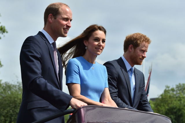 World Mental Health Day – William, Kate & Harry